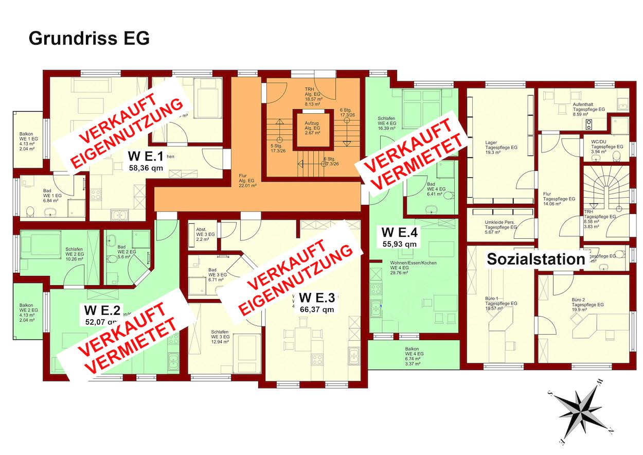garitz bad kissingen service-wohnen, seniorenheim, tagespflege, seniorenwohnung, seniorenresidenz