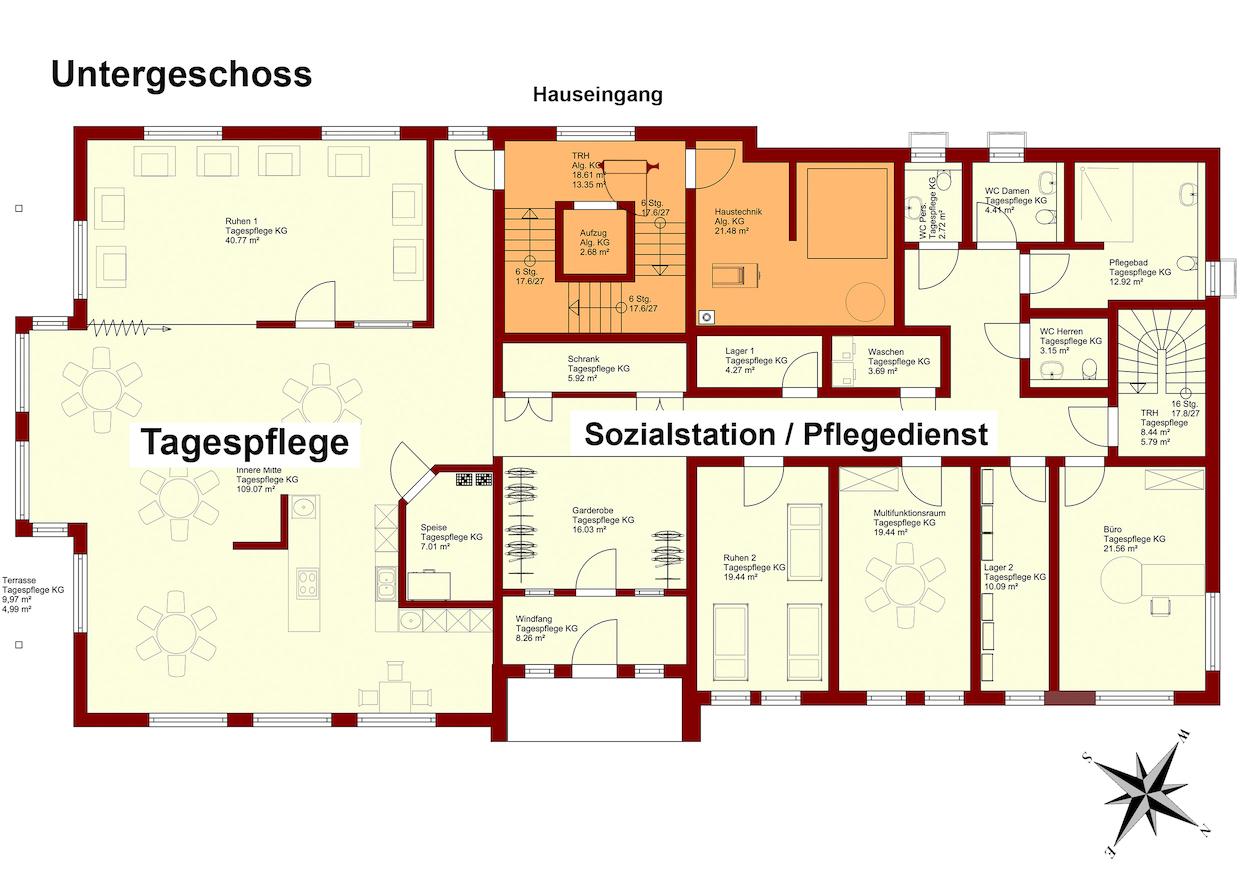 garitz service-wohnen, seniorenheim, tagespflege, seniorenwohnung, seniorenresidenz